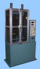 100kN防振ゴム製品試験機